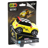 Машина Go MINI Stunt Racers,индивид.трюки,CRD,5 видов(Red,Boost,Drift,Fins,Flash), арт.0379.
