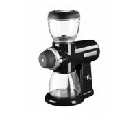 Кофемолка Artisan, черная/KitchenAid
