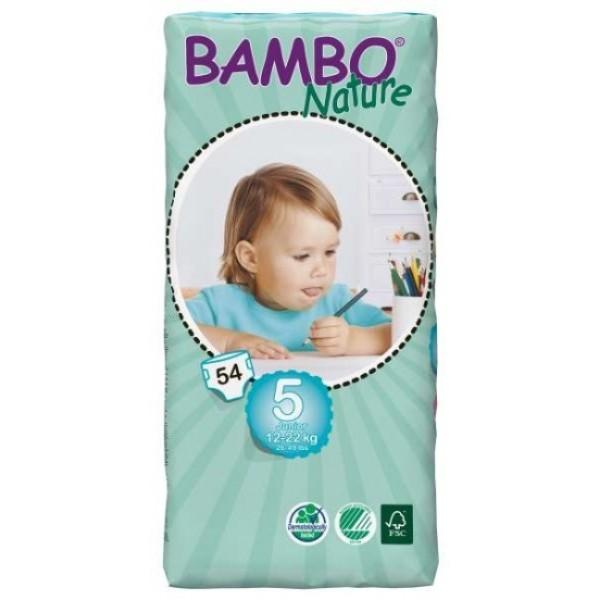 BAMBO Nature/ ���������� ������� 5 Junior 12-22 ��, 54 ��.