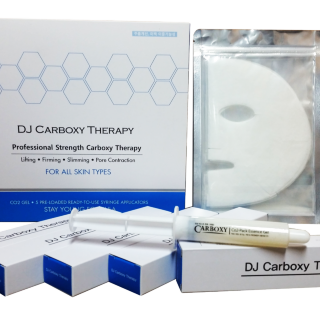 Набор для 1 процедуры Carboxy CO2 Therapy