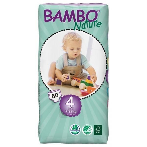 BAMBO Nature/ ������� ���-���������� Maxi 7-18 ��, 60 ��.