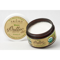 Aroma Naturals/ Масло Ши (Pure Shea Butterx), 95 г