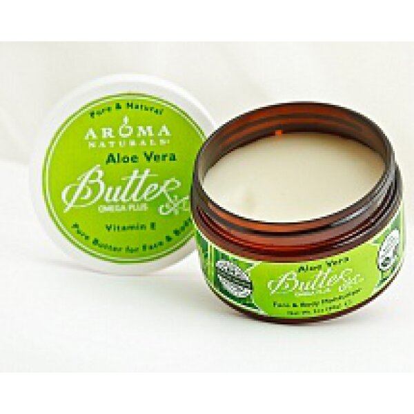 Aroma Naturals/ Масло Алоэ Вера (Pure Aloe Vera Butterx), 95 г