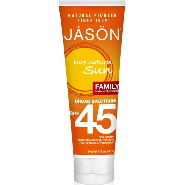 JASON/ ����������� �������������� �������� ��� ���� ����� SPF45, 113 ��.