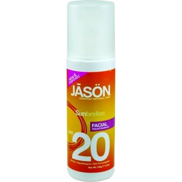 JASON/ ����������� �������������� �������� ��� ���� SPF20, 128 ��.